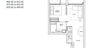 the-landmark-1-bedroom-floor-plan-type-a2-singapore